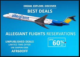 Allegiant Airlines Reservations Customer Service