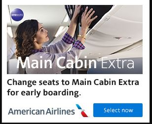 American Airlines top features