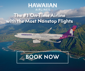 How to book a flight on Hawaiian Airlines