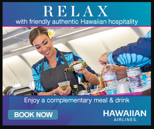 hawaiian airlines hospitality