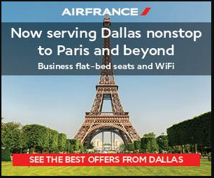 Air France Booking
