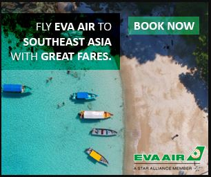 Eva Air Booking