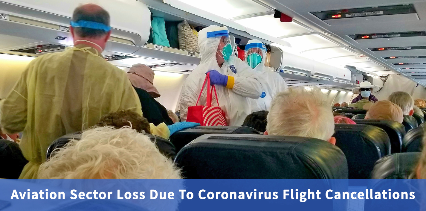 Aviation-Sector-Loss-Due-To-Coronavirus-Flight-Cancellations-airlinesreservationsdeals