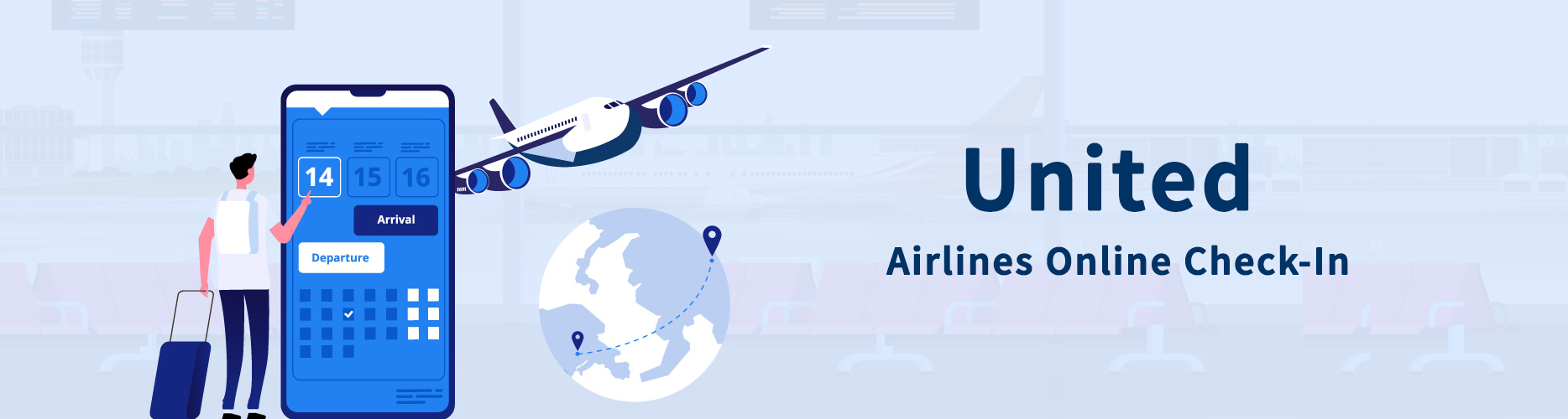 United-Airlines-Online-Check-In