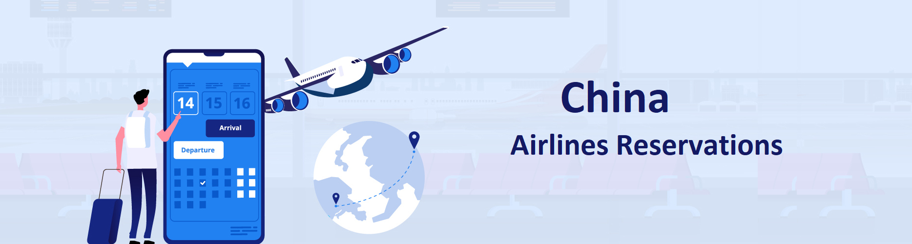 China Airlines Reservations, China Airlines Booking,